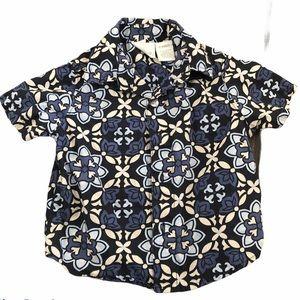 Mini wear Hawaiian shirt